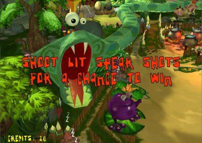 Jungle Rumble Pinball screenshot 1