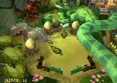 Jungle Rumble Pinball screenshot 2