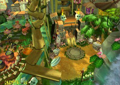 Jungle Rumble Pinball screenshot 3