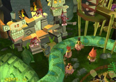 Jungle Rumble Pinball screenshot 4