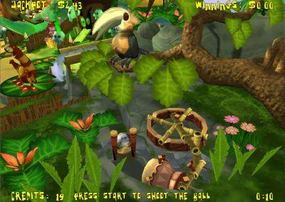 Jungle Rumble Pinball screenshot 5