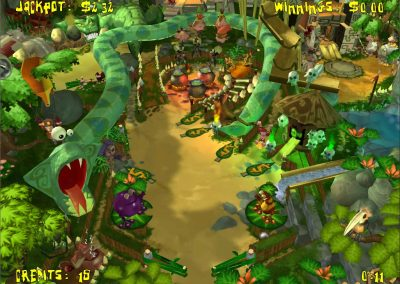 Jungle Rumble Pinball screenshot 6