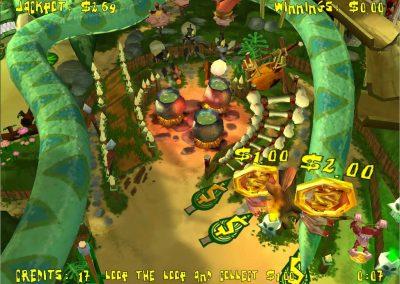 Jungle Rumble Pinball screenshot 7